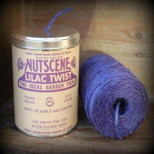 Load image into Gallery viewer, NUTSCENE® SCOTLAND  |  Tins o Twine - Lilac