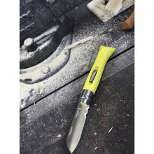 Load image into Gallery viewer, OPINEL | N°9 DIY Folding Knife - Yellow