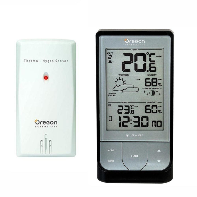 OREGON SCIENTIFIC | BAR218HG Bluetooth Weather Station **Limited Stock**
