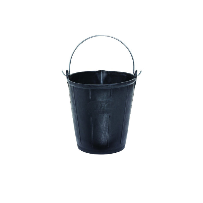 OX JAR Flexible Plastic Bucket with Pour Lip 15 Litre