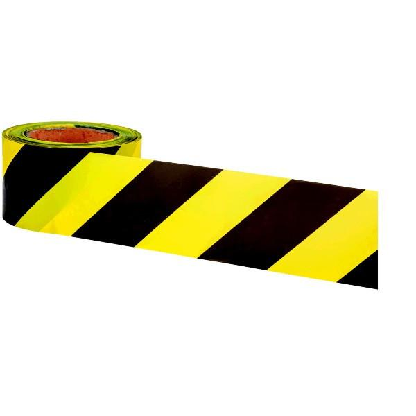 OX Safety Barrier Tape - Yellow/Black