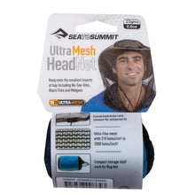 Load image into Gallery viewer, SEA TO SUMMIT | ULTRA FINE Lightweight Mosquito Full Head Net