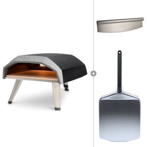 Ooni Koda 12 | Portable Gas Fired Pizza Oven - FREE FREIGHT Australia wide + Pizza Slicer & Peel