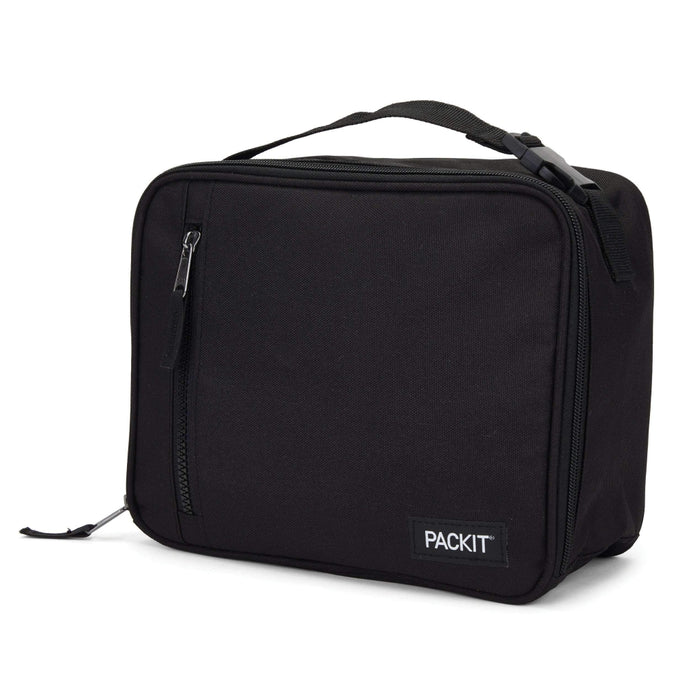 PACKIT® | Freezable Lunch Box 4.5L - Black