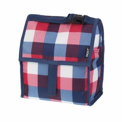 PACKIT® | Freezable Lunch Bag 4.5L - BUFFALO CHECK