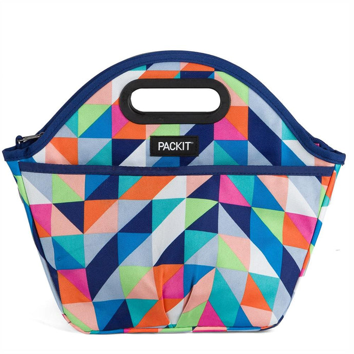 PACKIT® | Freezable Traveller Lunch Bag - Paradise Breeze