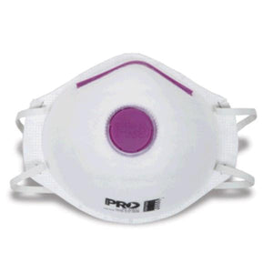 Pro P1 Dust Mask Respirator with Valve PC315 - 12 pack