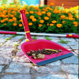 WOLF GARTEN | Multi-Change Dust Pan Shovel with ZM-02 Handle