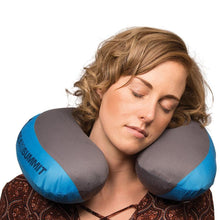 Load image into Gallery viewer, SEA TO SUMMIT | AEROS Premium Inflatable U shape Travel Neck Pillow