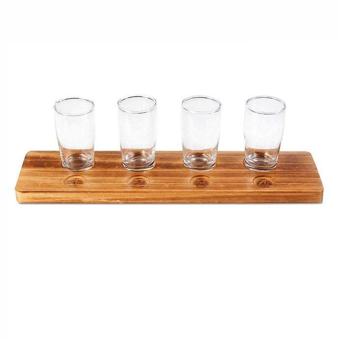 REFINERY & Co | Beer Tasting Flight Set - 5 piece