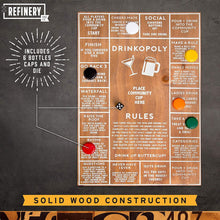Load image into Gallery viewer, REFINERY & Co | Drinkopoly Board Game