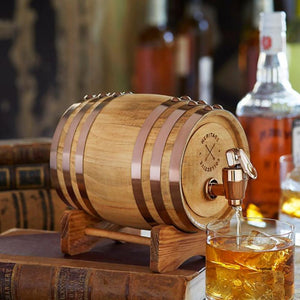 REFINERY & Co | Timber Whiskey Barrel