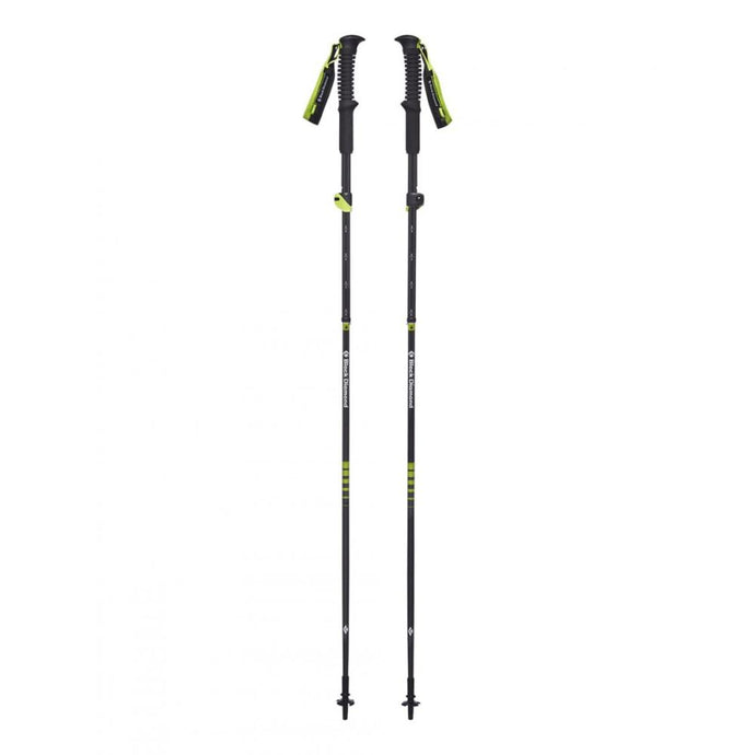 BLACK DIAMOND | Distance AR Carbon Z Folding Trekking Poles w/accessory grips - Pair