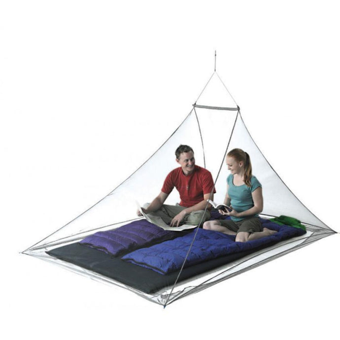 SEA TO SUMMIT | NANO Lightweight Mosquito Net Pyramid Tent - Double