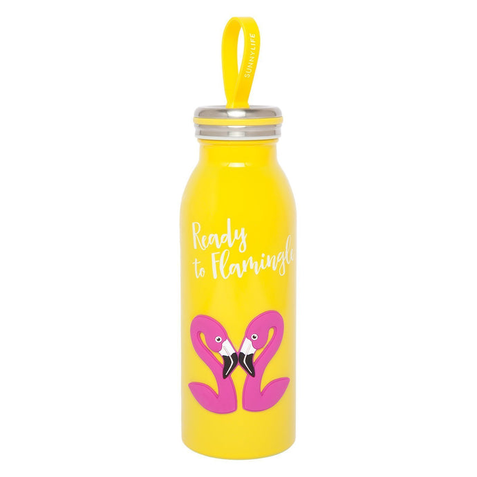 SUNNYLIFE | Insulated Flask 450ml - Flamingo
