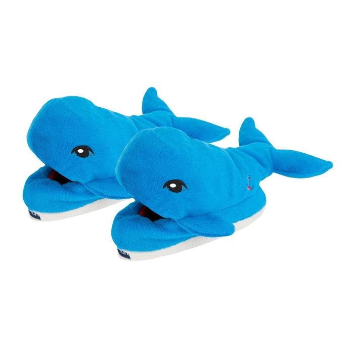 SUNNYLIFE | HAPPY FEET Kids Slippers - Whale