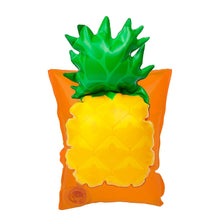 Load image into Gallery viewer, SUNNYLIFE | Inflatable Childrens Armband Floaties - Pineapple