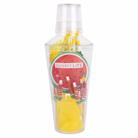 SUNNYLIFE |  SUMMER IS SERVED  Cocktail Party Drink Kit - Fruit Salad