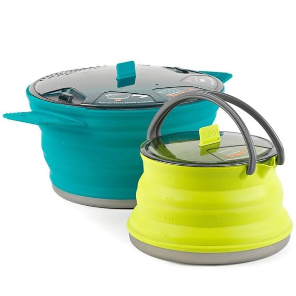 SEA TO SUMMIT | X-SET 33 - 2 Piece Cookset (Pot, Kettle)