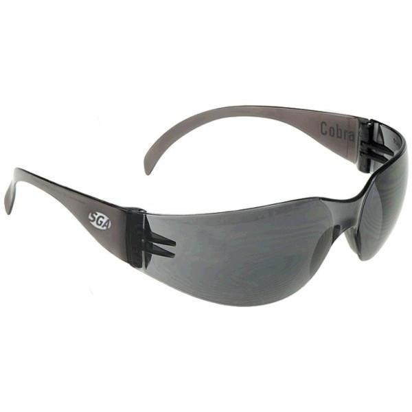 Safety Glasses SGA Cobra - Smoke Lens