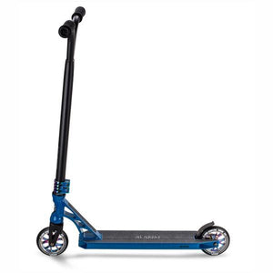 Blue SLAMM SCOOTERS Assault Side View