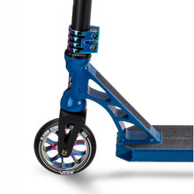 Load image into Gallery viewer, Blue SLAMM SCOOTERS Assault Front Wheel