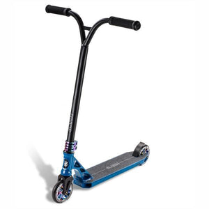 Blue SLAMM SCOOTERS Assault