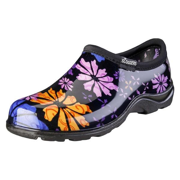 SLOGGERS  | Womens Splash Shoe - Flower Power