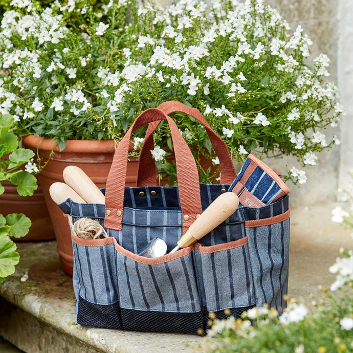 SOPHIE CONRAN |  Tool Bag - Ticking Stripe