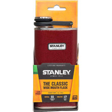 Load image into Gallery viewer, STANLEY Classic Easy-Fill Wide Mouth Hip Flask 236ml - Classic Red