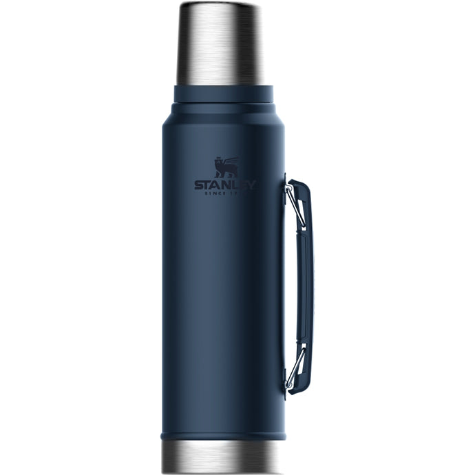 STANLEY | CLASSIC 1L Insulated Vacuum Flask - Nightfall/Navy