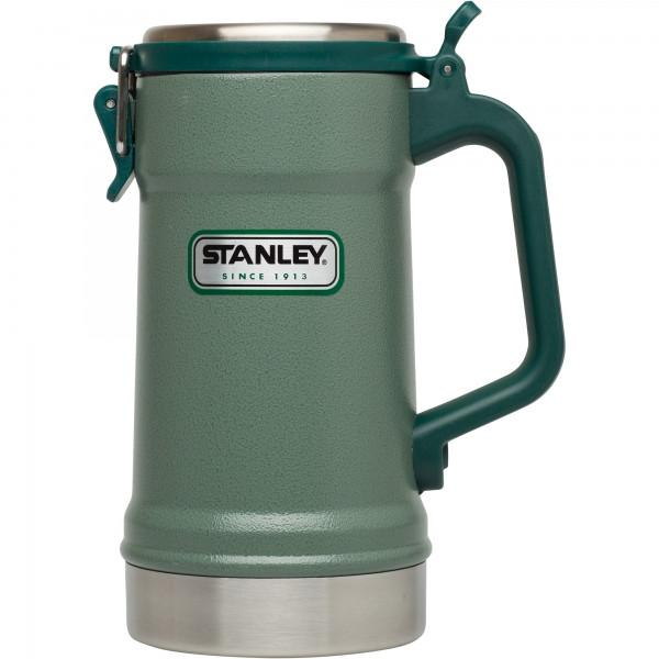 STANLEY | CLASSIC Insulated Vacuum Stein 709ml (24oz) - Hammertone Green