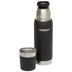STANLEY | MASTER 750ml / 25oz Insulated Vacuum Bottle - Black
