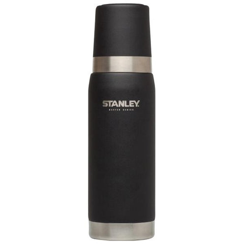STANLEY | MASTER 750ml / 25oz Vacuum Bottle - Black
