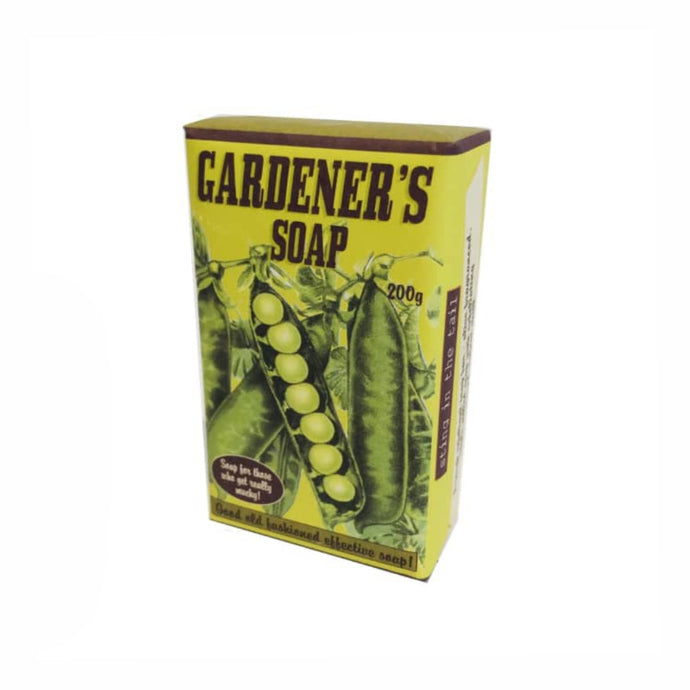 STING IN THE TAIL Gardener's Exfoliating Olive & Walnut Soap - Pea