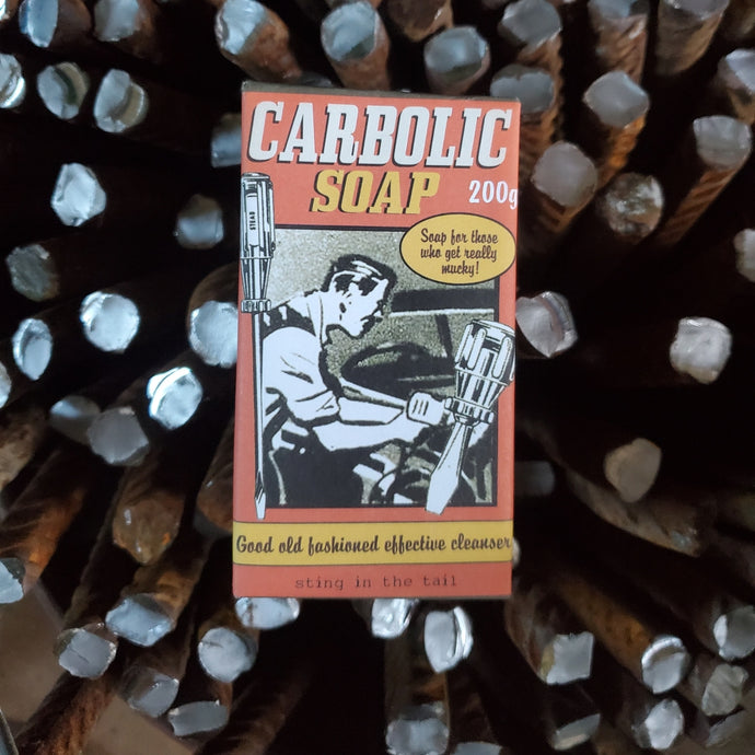 STING IN THE TAIL | Hand and Body Carbolic Soap - 200 gram