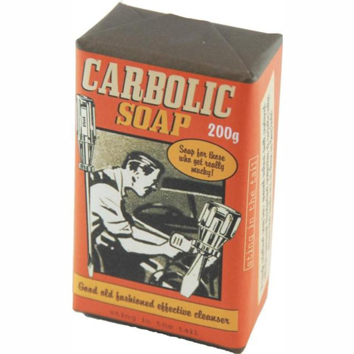STING IN THE TAIL  |  Carbolic Soap