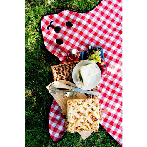 SUCK UK | Bear Skin Picnic Blanket