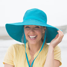 Load image into Gallery viewer, SUNDAY AFTERNOONS | Beach Hat - Navy