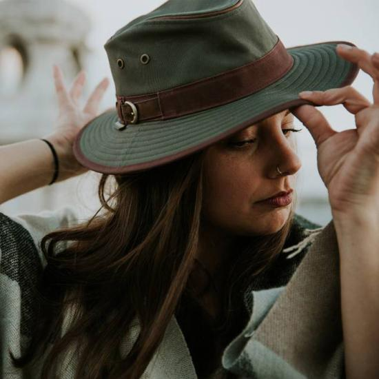 SUNDAY AFTERNOONS | Ponderosa Hat - Moss