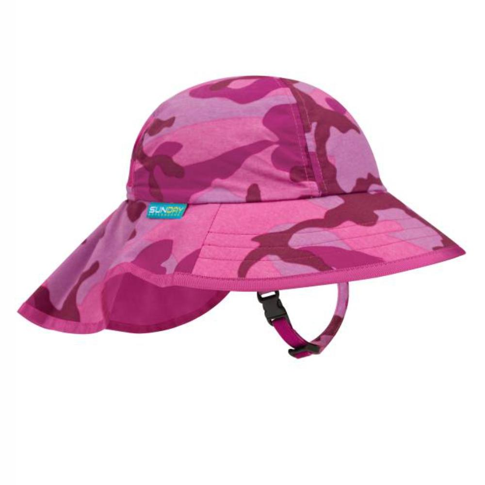 SUNDAY AFTERNOONS | Kids Play Hat - Pink Camoflage