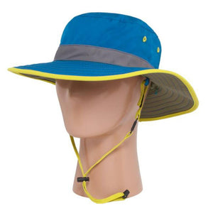 SUNDAY AFTERNOONS | Kids Clear Creek Boonie Hat - Deep Blue / Chaparral