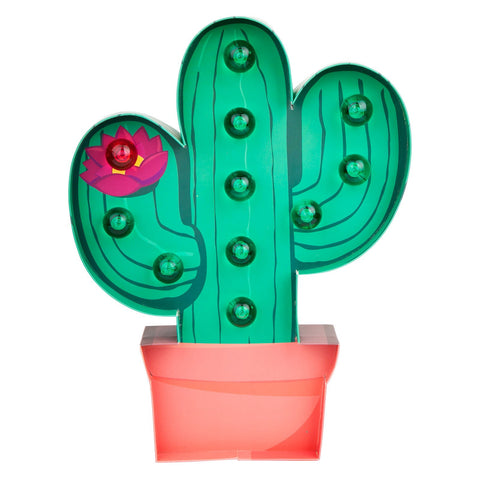 SUNNYLIFE  |  LIGHT ENTERTAINMENT  Marquee Light - Cactus