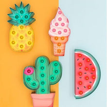 Load image into Gallery viewer, SUNNYLIFE | LIGHT ENTERTAINMENT Marquee Light - Cactus