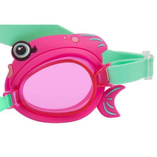 Load image into Gallery viewer, SUNNYLIFE | SPECTACULAR Child's Fishy Swimming Goggles