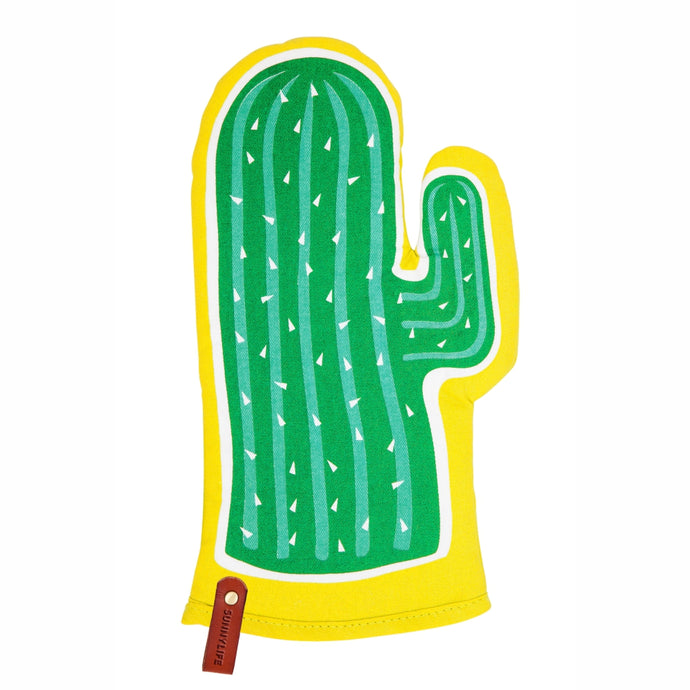 SUNNYLIFE | SERVE UP SUMMER - Cactus Oven & BBQ Mitt