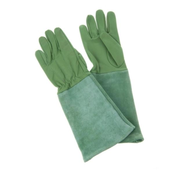 QUALITY PRODUCTS | Scratch Protectors Gauntlet Glove Green - Small