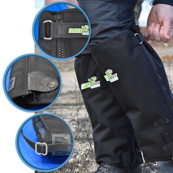 SnakeProtex EXTREME Snake Protection Chaps - Small *NEW DESIGN*