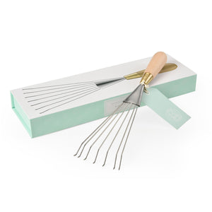 SOPHIE CONRAN | Hand Rake outside a Gift Box