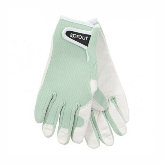 ANNABEL TRENDS  Sprout Ladies' Gloves - Sage Green